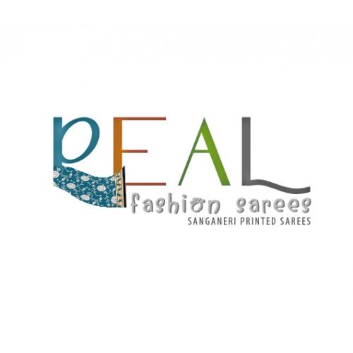real fashion chanderi saree